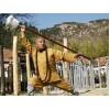 8 месяцев изучения боевых искусств и владения оружием   Академия Tianmeng - Шаньдун, Китай