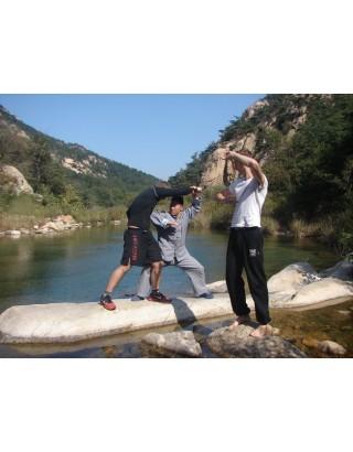 3 месяца Кунг-фу, Цигун и Тай-чи   Академия Kunyu - Яньтай, Китай