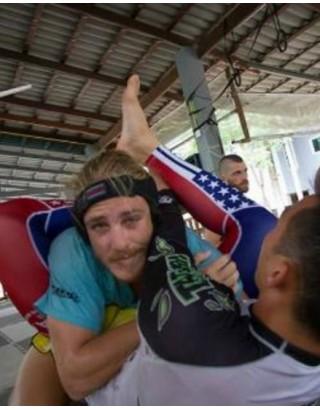 2 недели тренировок Муай Тай | Monsoon Gym - остров Тау, Таиланд