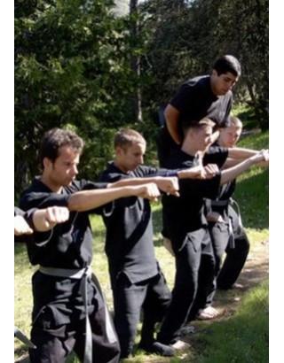 Год обучения боевым искусствам в тренировочном лагере    NinjaGym - Бангкок, Таиланд