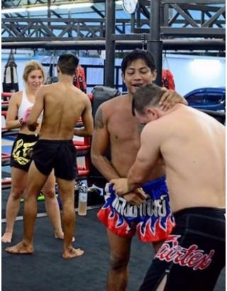 4 недели обучения MMA, Krav Maga и тайскому боксу | Pattaya Kombat Group - Паттайя, Таиланд