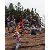 3 месяца тренировок стилей Sanda и Kung Fu Горный шаолиньский монастырь Тайзу - Хэбэй, Китай