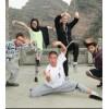 4 года аутитентичных боевых искусств | Горный шаолиньский монастырь Тайзу - Хэбэй, Китай